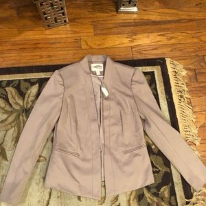 Forever 21 tan open front blazer
